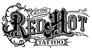 Red Hot Tattoo Logo